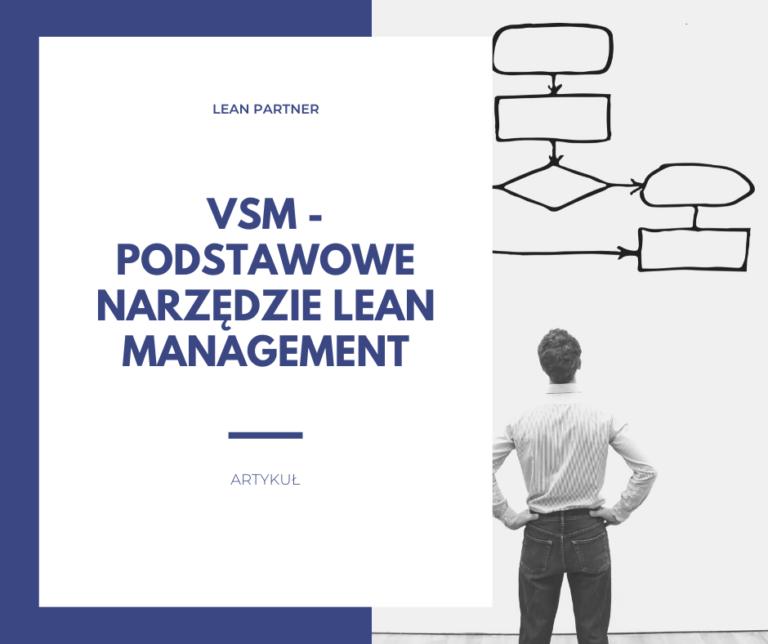 Lean management VSM